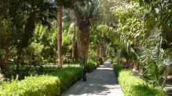 Magnifique jardins de l'île Kitchner - Août 2010