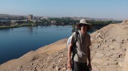 Panorama sur Assouan - Août 2009