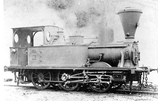 030 T Landes n°11 à sa sortie d'usine