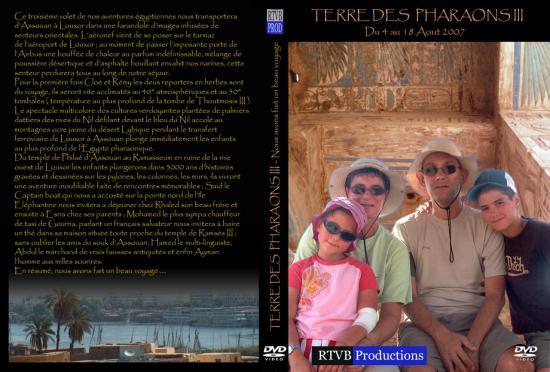 TERRE DES PHARAONS III