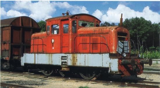 Le LT n°11 à Laluque en 1996