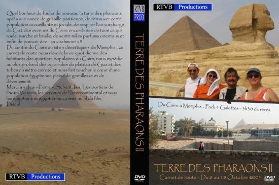 TERRE DES PHARAONS II