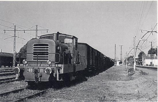 BB 01 à Labouheyre en 1967_1