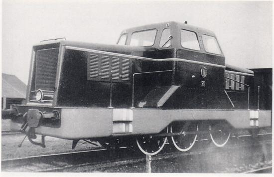 LT n°20 lors de sa mise en service