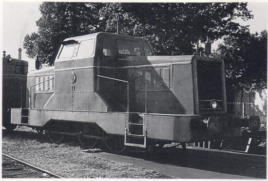 LT n°21 au dépôt de Morcenx