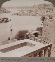L'île de Philaé en 1904