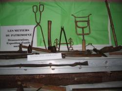 Les outils des anciens Coll. AM.B 2010