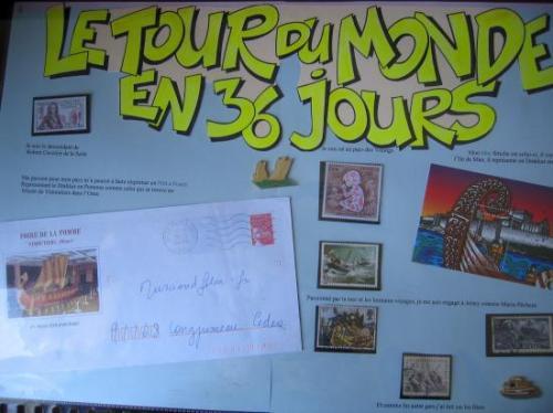 Les Collections philatéliques pour des 100 ans Création et Collection Alain-Michel B.