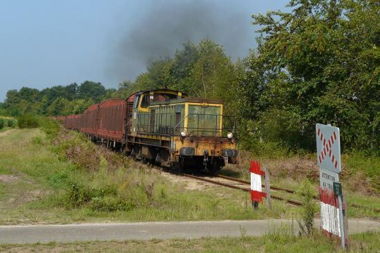 BB 63540 au PN de Bégaar