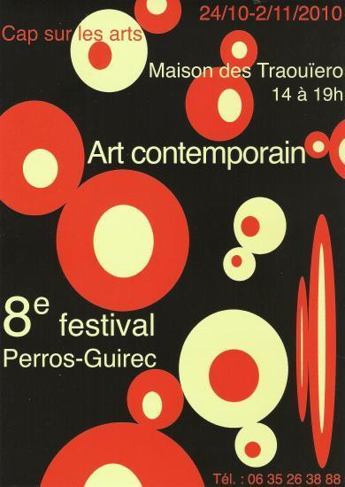 Festival d'Art Contemporain 2010 - Perros-Guirec