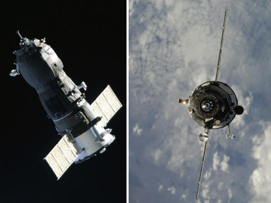 Le cargo russe Progress 38P