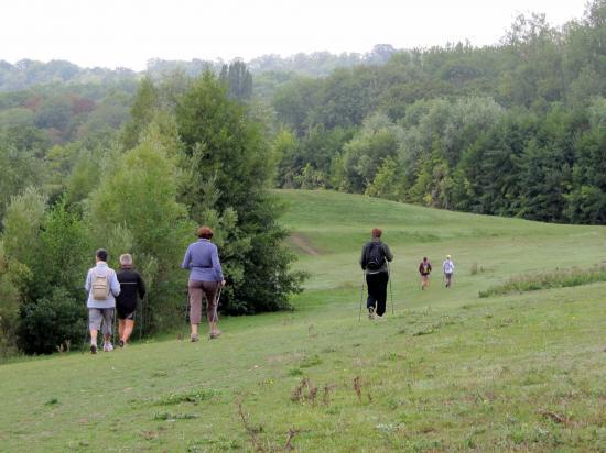 Marche Nordique en Val d'Oise