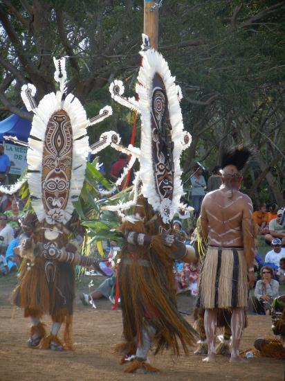 Groupe de Papouasie Nouvelle-Guinée