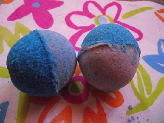 pour les mmes proportions que les bombes de bain la lavande jai ajout une fragrance figue cassonade de sensory perfection aromateasy du colorant - Colorant Bain