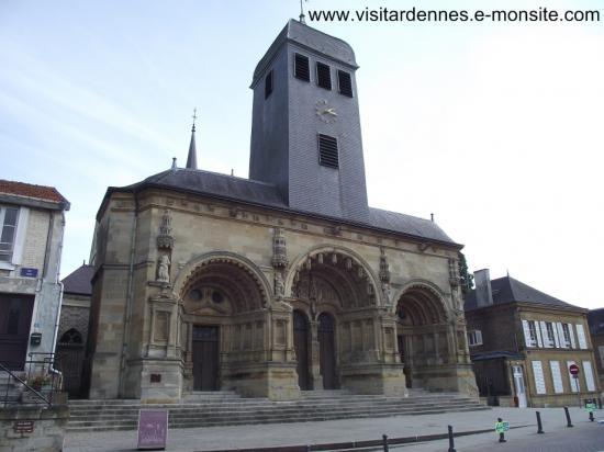 Eglise de Vouziers