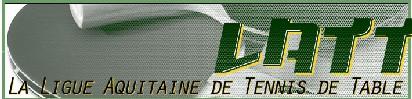 Ligue Aquitaine de Tennis de Table