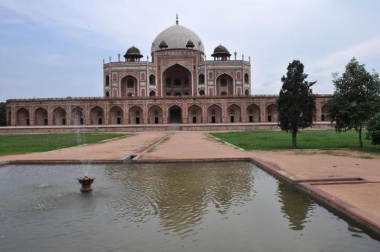 Le palais d'Humayun