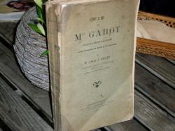 VIE DE JEAN-BAPTISTE GAROT