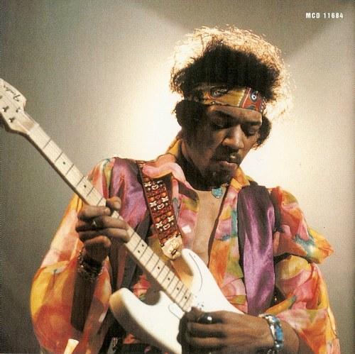 Jimmi Hendrix à Woodstock