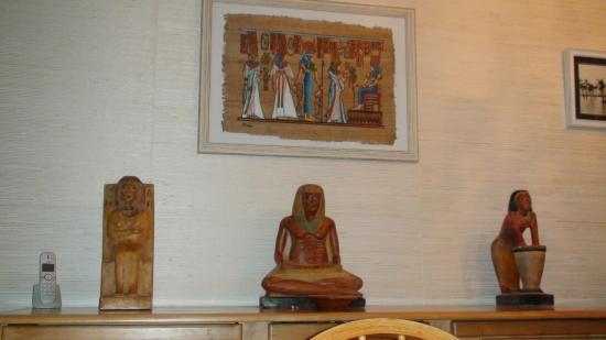 Statues de Zalat