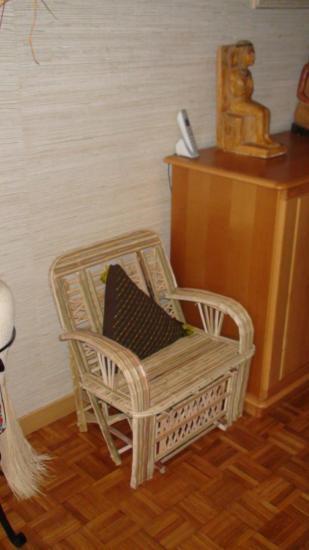 Chaise de Louxor