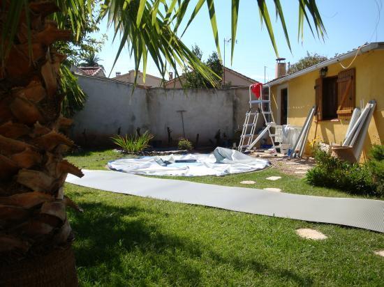 Blog travaux piscine for Travaux piscine