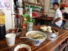 Raviolis à la vapeur dans une gargote populaire de Dali