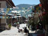Shangri La, allure de vieux village