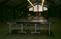 Le club for Club de tennis interieur saguenay