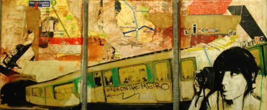 l'inconnu du metro