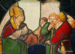 Vitraux de l'Abbaitale d'Essômes sur Marne