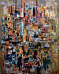 Composition aux taches rouges -1983