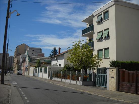 Rue Barbusse