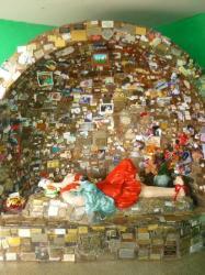Santuario dedicado a la difunta correa - San Juan