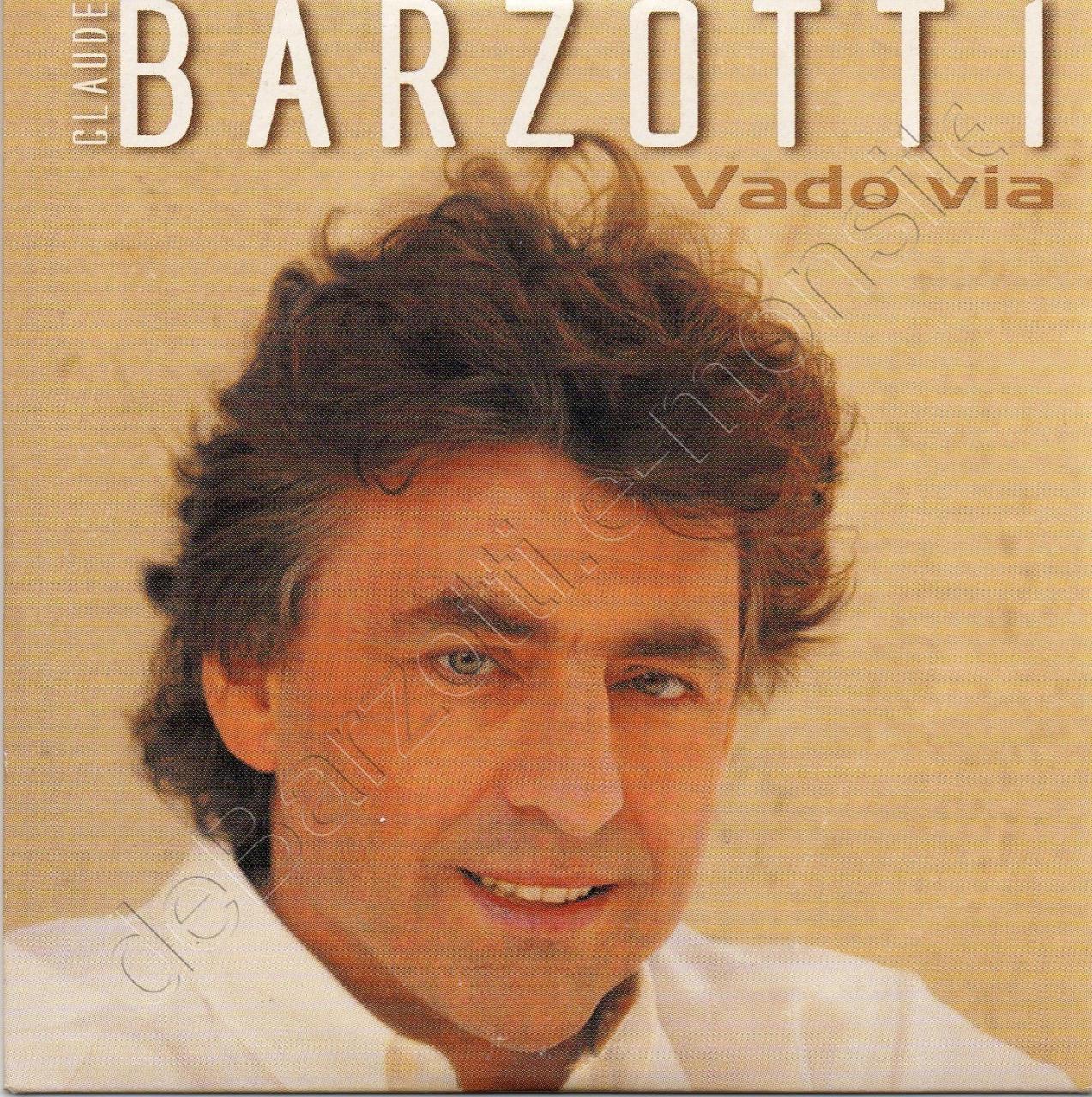CD 2 titres Vado via / Je te hais