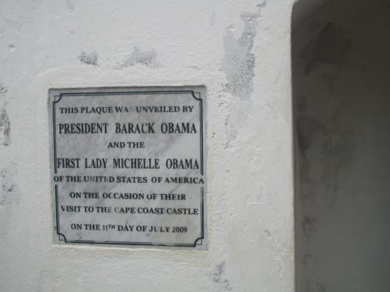 Visite de Barack Obama