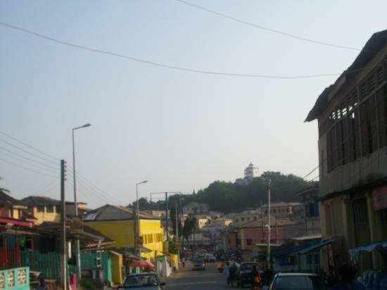 Ashanti road