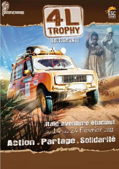 Affiche edition 2011