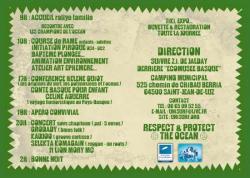 Programme 2 Octobre 2010