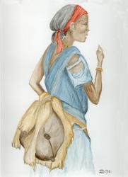Femme afar