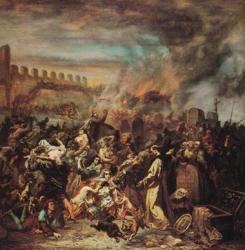 Massacre des juifs en 1349