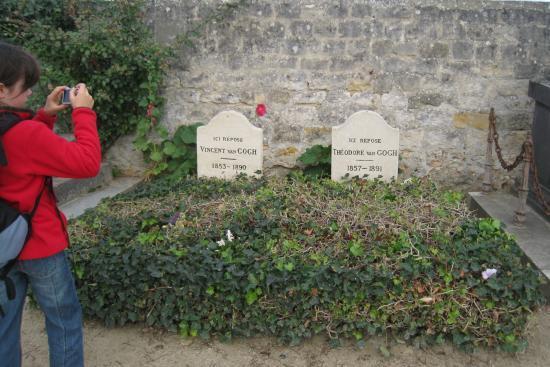 Tombes de Théo et de Vincent Van Gogh