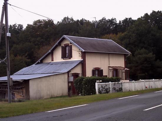 PN sur D928 au sud de La Loupe