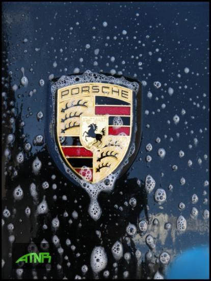 Nettoyage Porsche Cayenne S