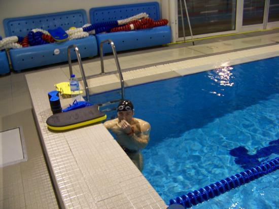 entrainement natation septembre