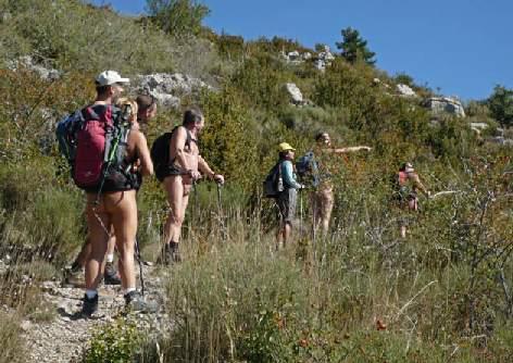 Image result for randonnée naturiste