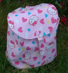 Un joli petit sac à dos Kitty