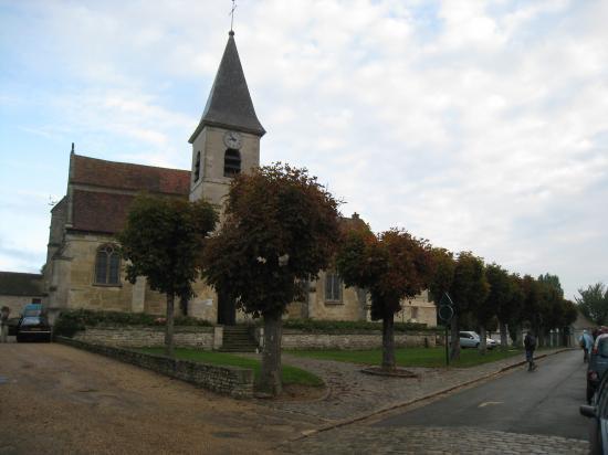 L'église de Commeny