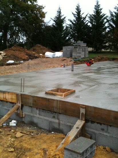 Construction du vide sanitaire - Construction vide sanitaire ...