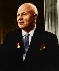Les personnages de l'Histoire » Krouchtchev, Nikita